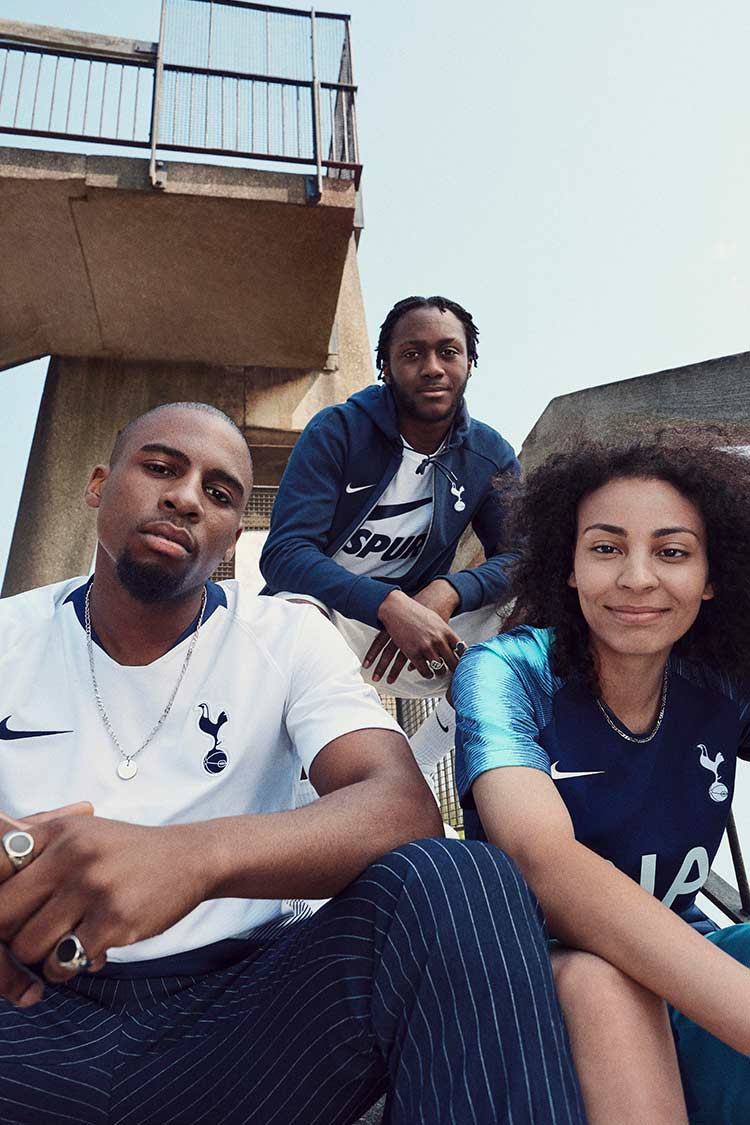 2018/19 Tottenham Hotspur Stadium Home Kit