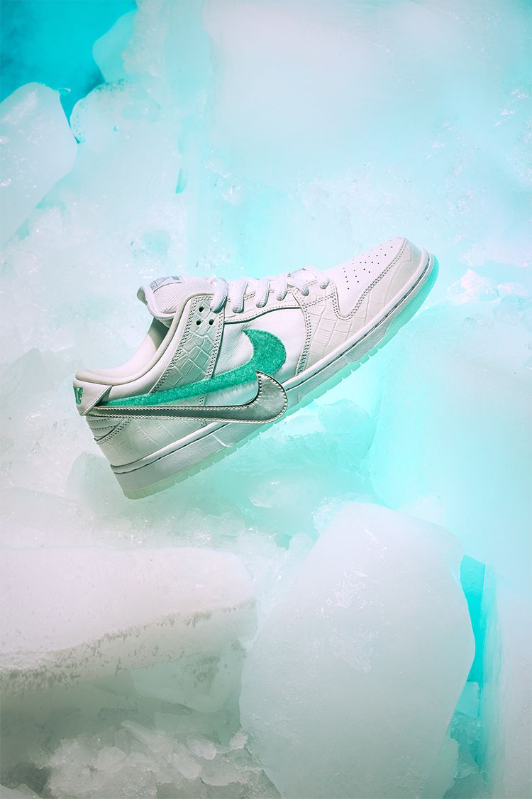 Behind The Design: SB Dunk Low 'Diamond'