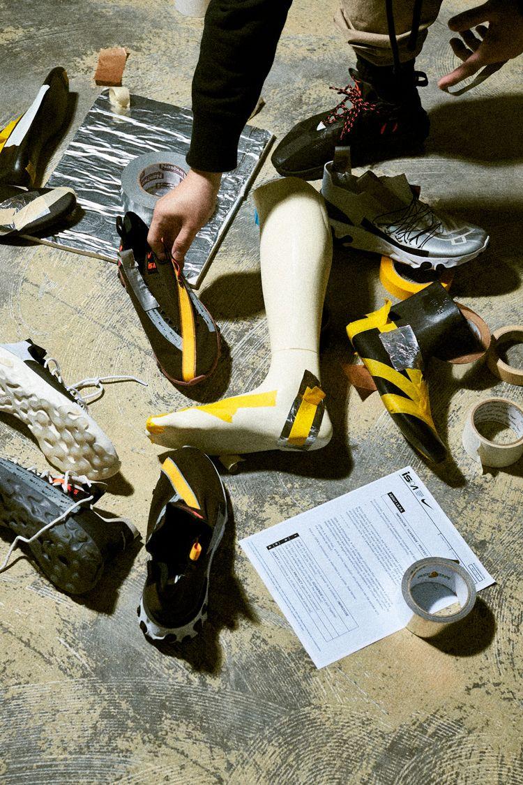 Behind the Design: Nike iSPA React WR