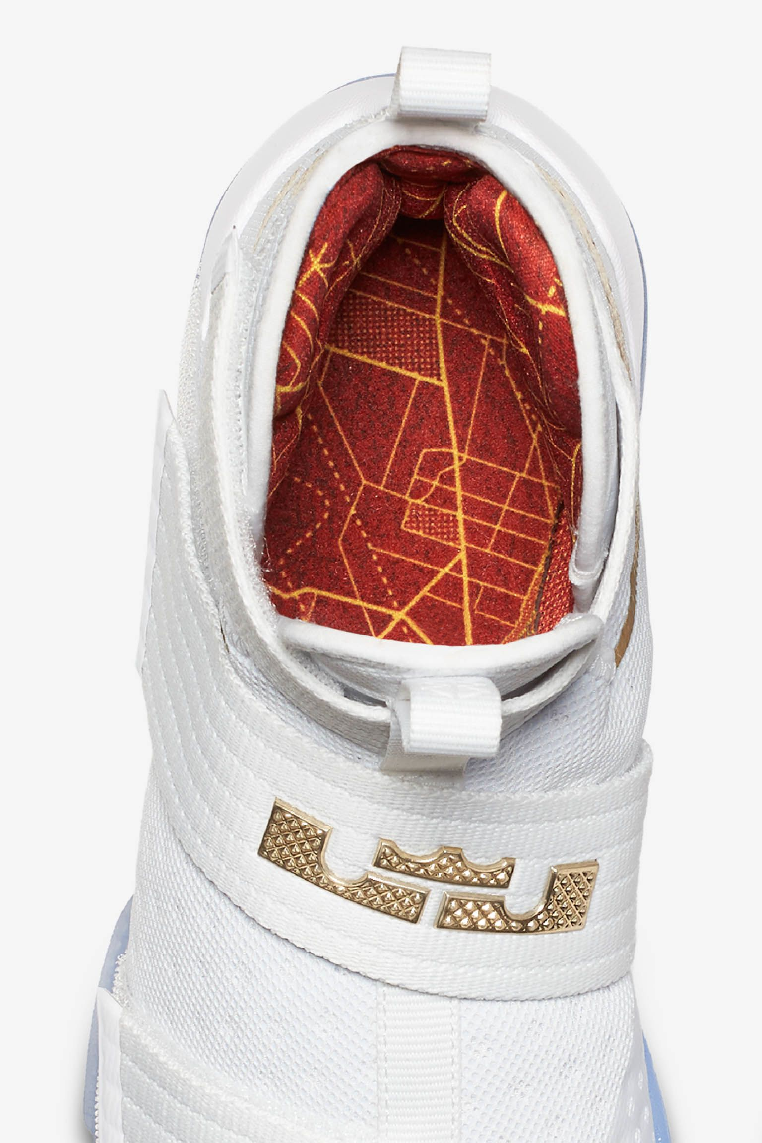 LeBron/Kyrie Game 6: Unbroken Competition Pack. Release Date
