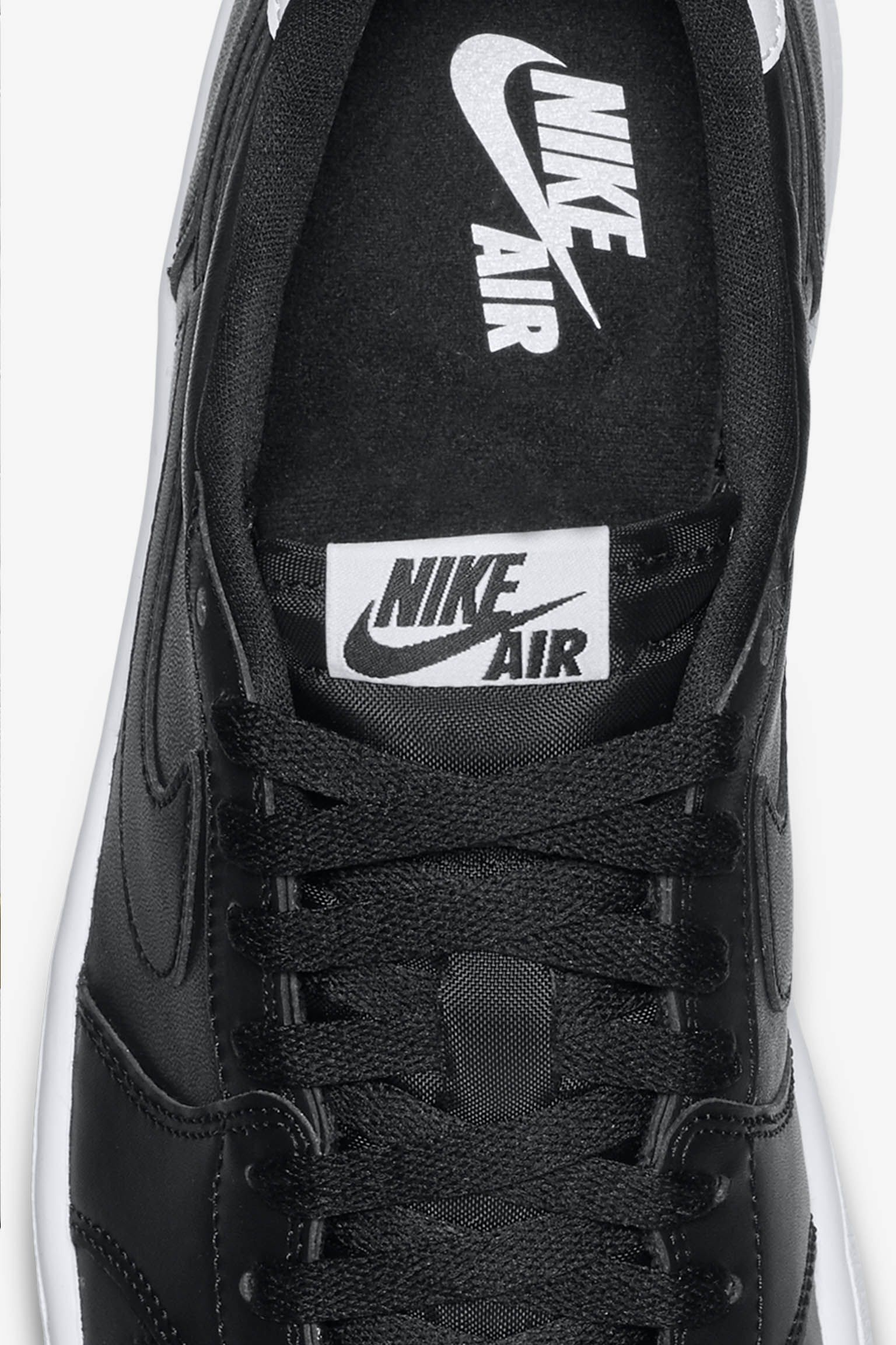 Air Jordan 1 Retro Low OG 'Black & White' Release Date
