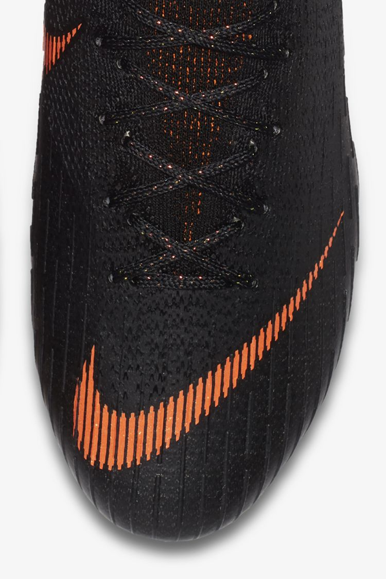 Black Mercurial Superfly 360 Elite