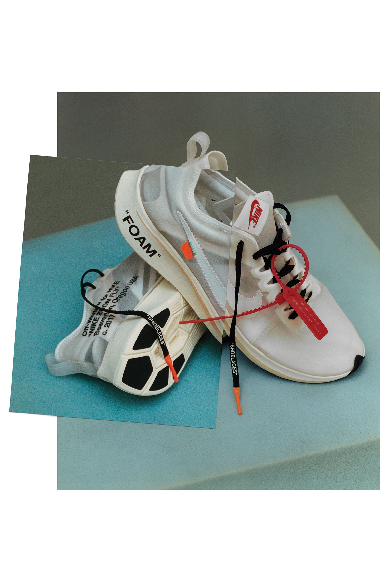 Nike The Ten Zoom Fly 'Off White' Release Date