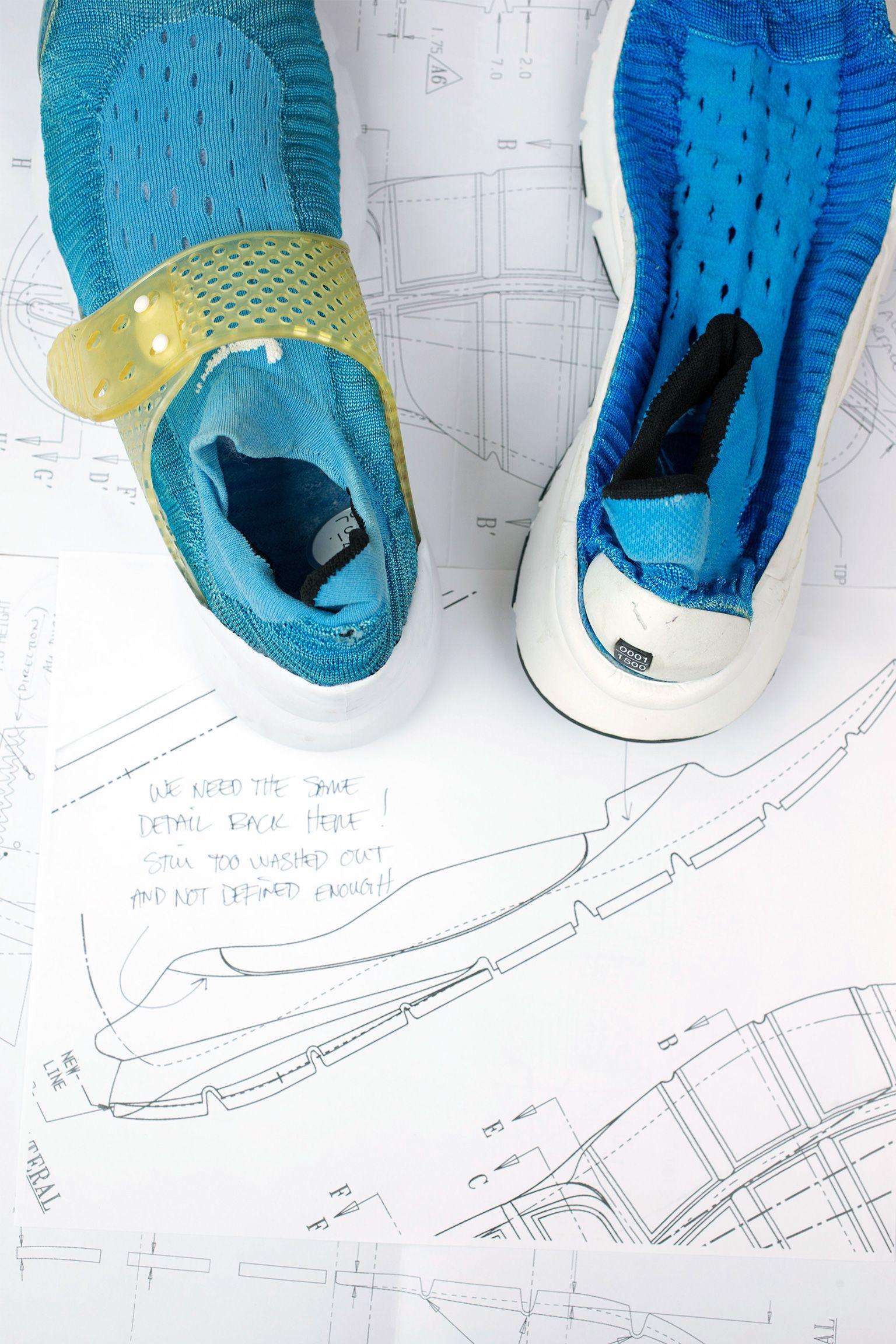 Informacje o projekcie: Nike Sock Dart