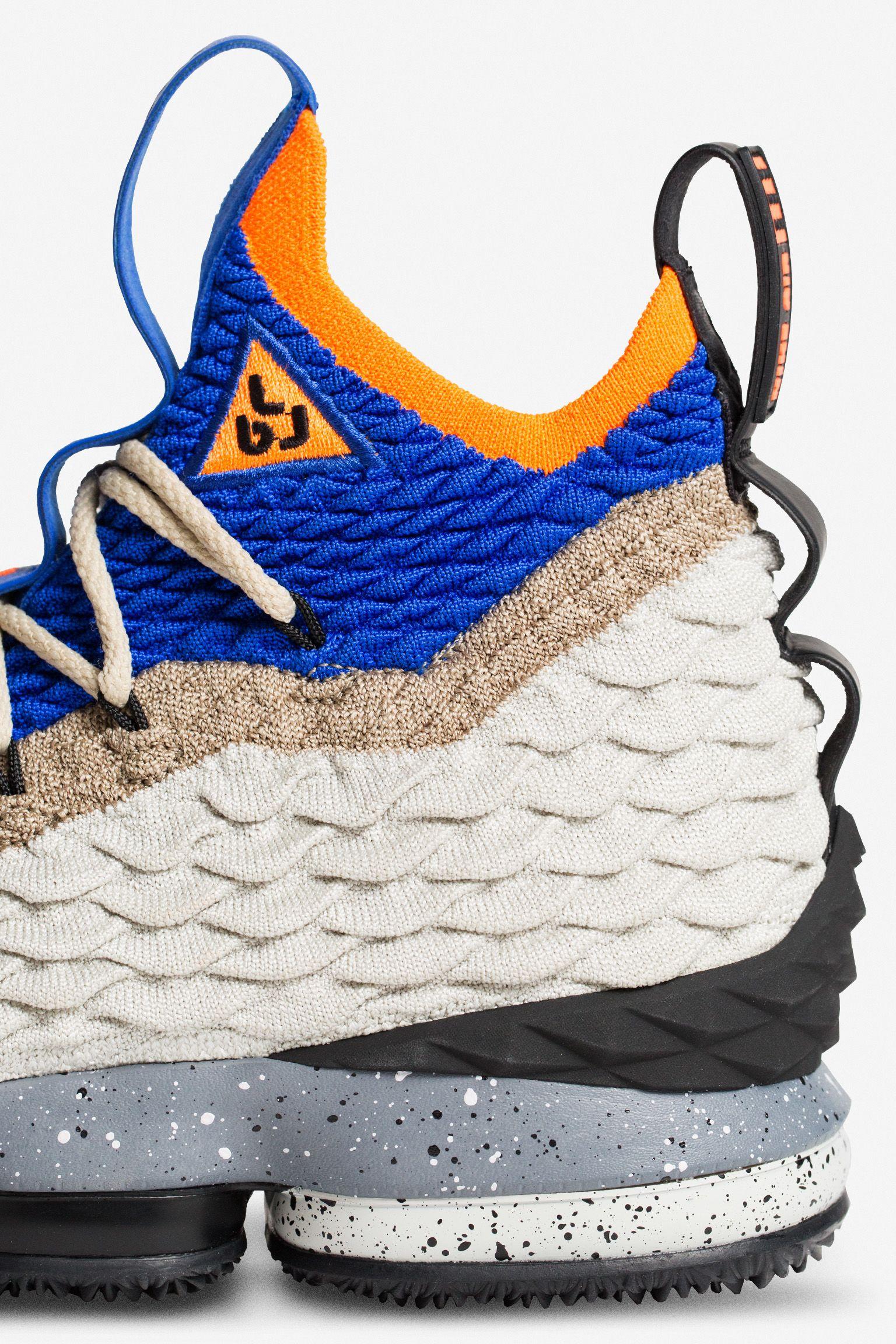 Nike Lebron 15 'Mowabb' Release Date