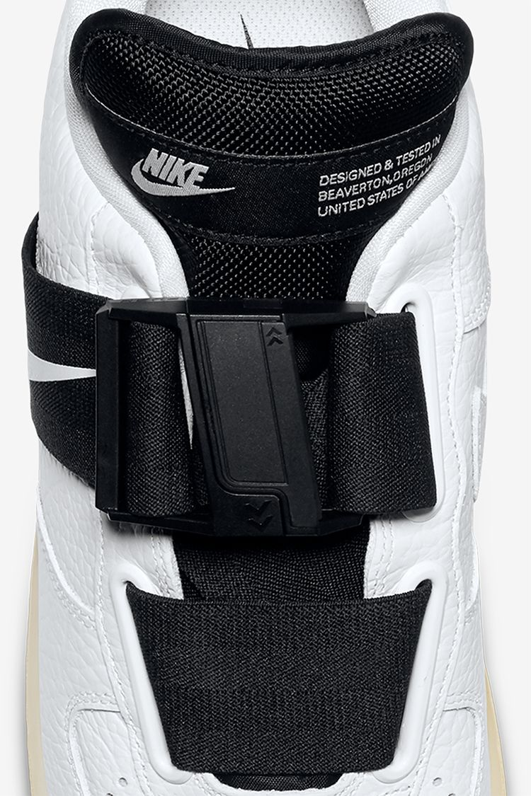 Nike Air Force 1 Utility 'White & Black' Release Date