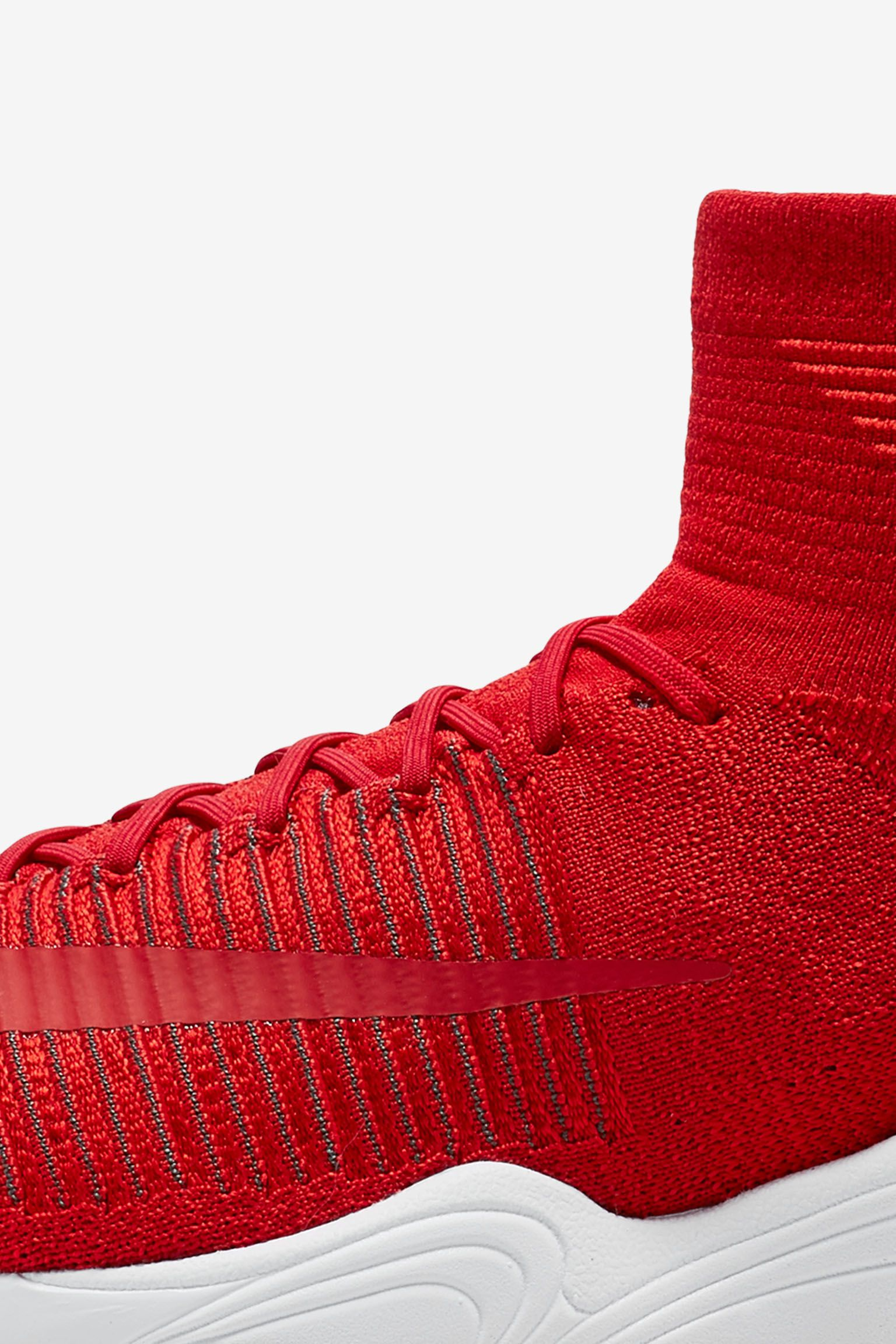 Nike Zoom Mercurial 11 Flyknit 'University Red'