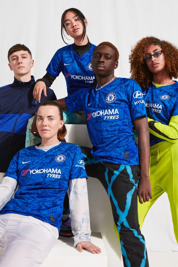 2019 Clubkit Home Chelsea