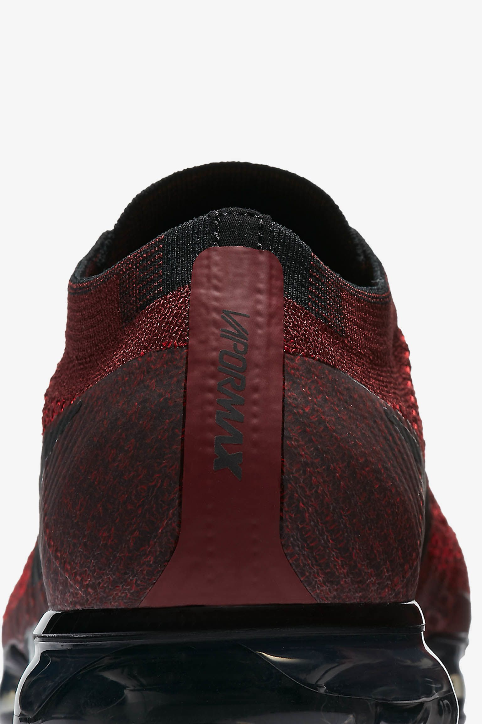 buy popular bf37f 9ade7 ... Nike Air Vapormax Dark Team Red Black ...