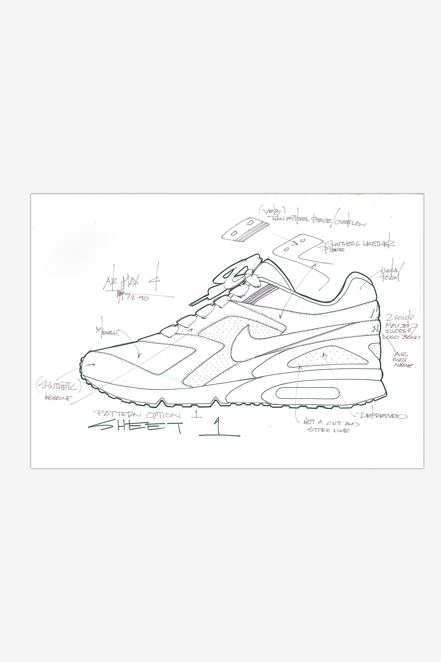 Inside the Vault: Nike Air Max BW 'Big Window'