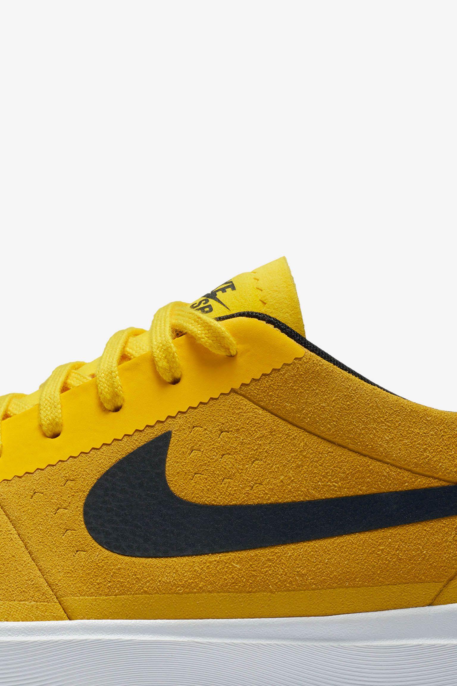 Nike SB Bruin Hyperfeel 'Tour Yellow'