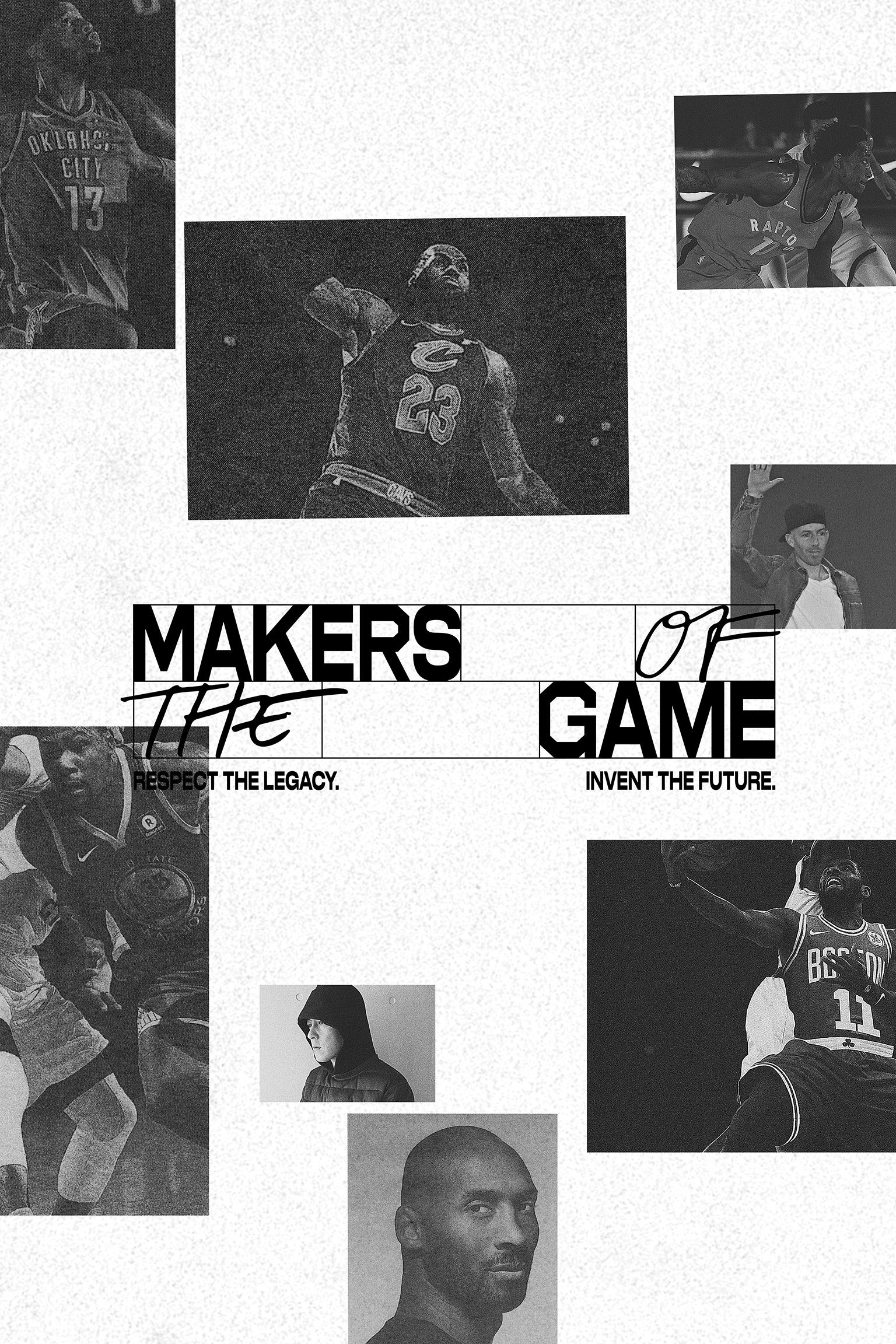 Nike - Makers of the Game: All-Star 2018
