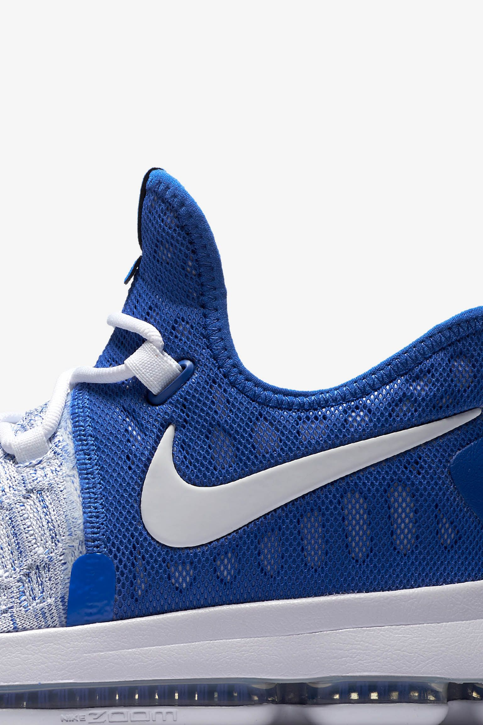 ナイキ ズーム KD 9 'Game Royal & White'