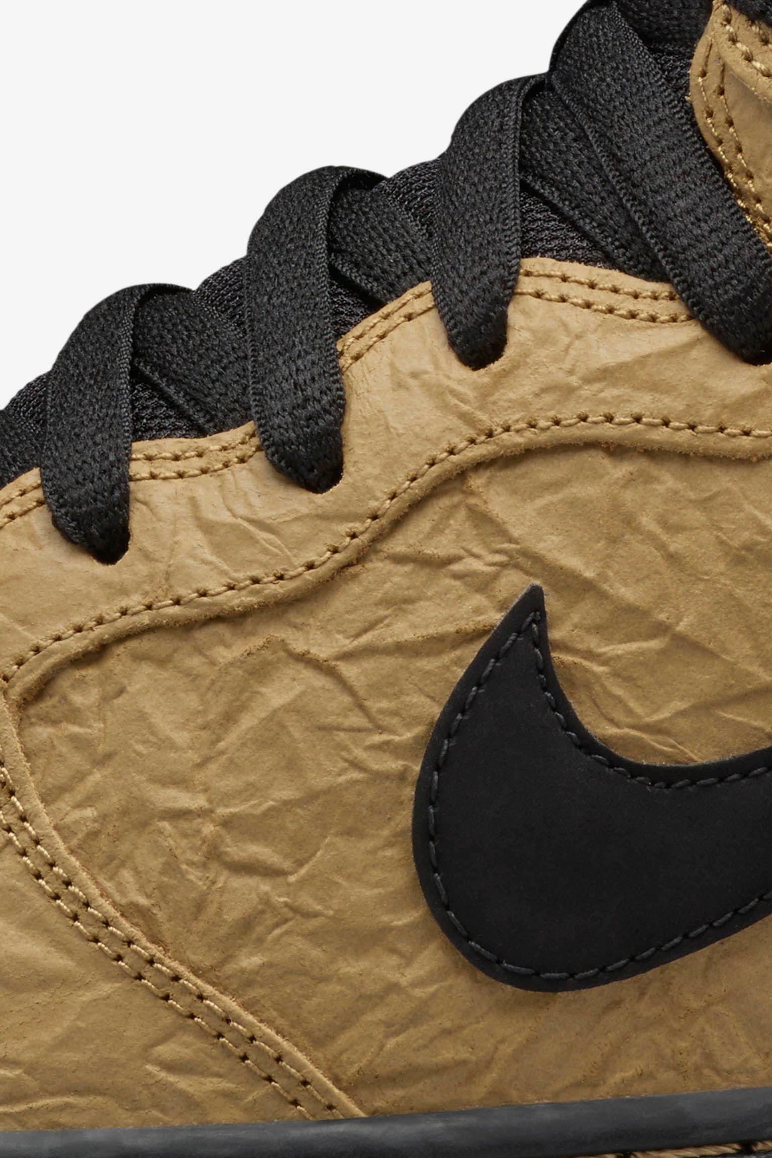 Nike SB Dunk High 'Crinkled'