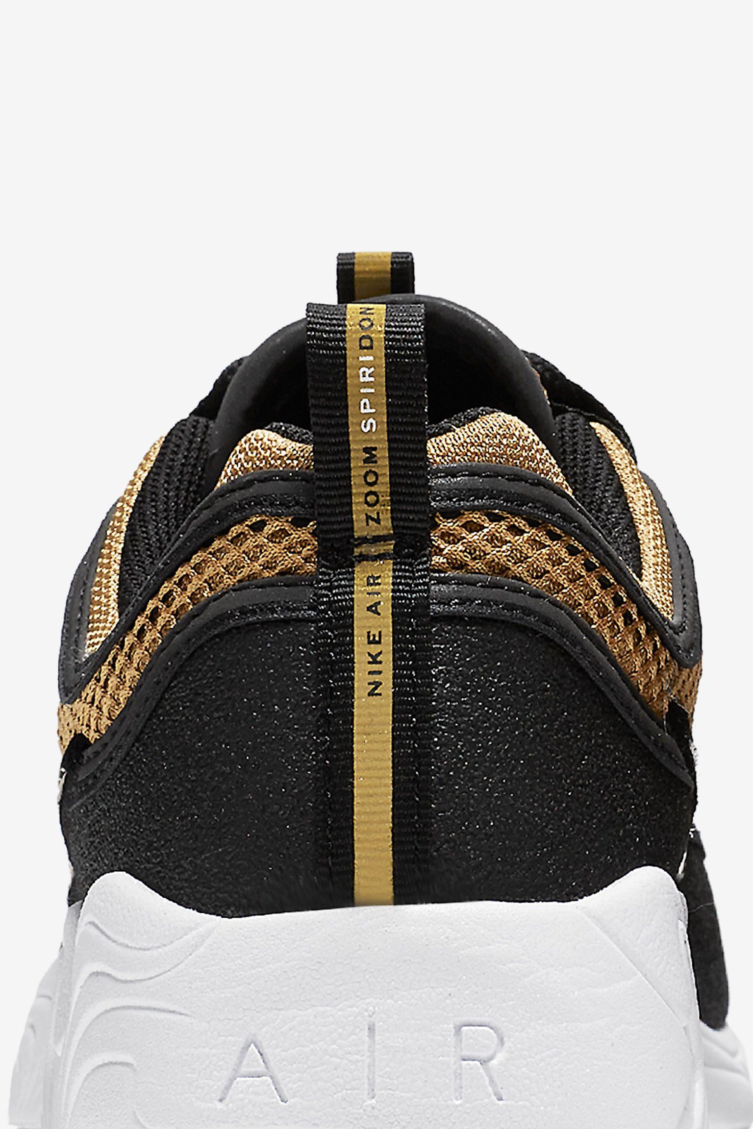 Nike Air Zoom Spiridon 'Golden Shine'