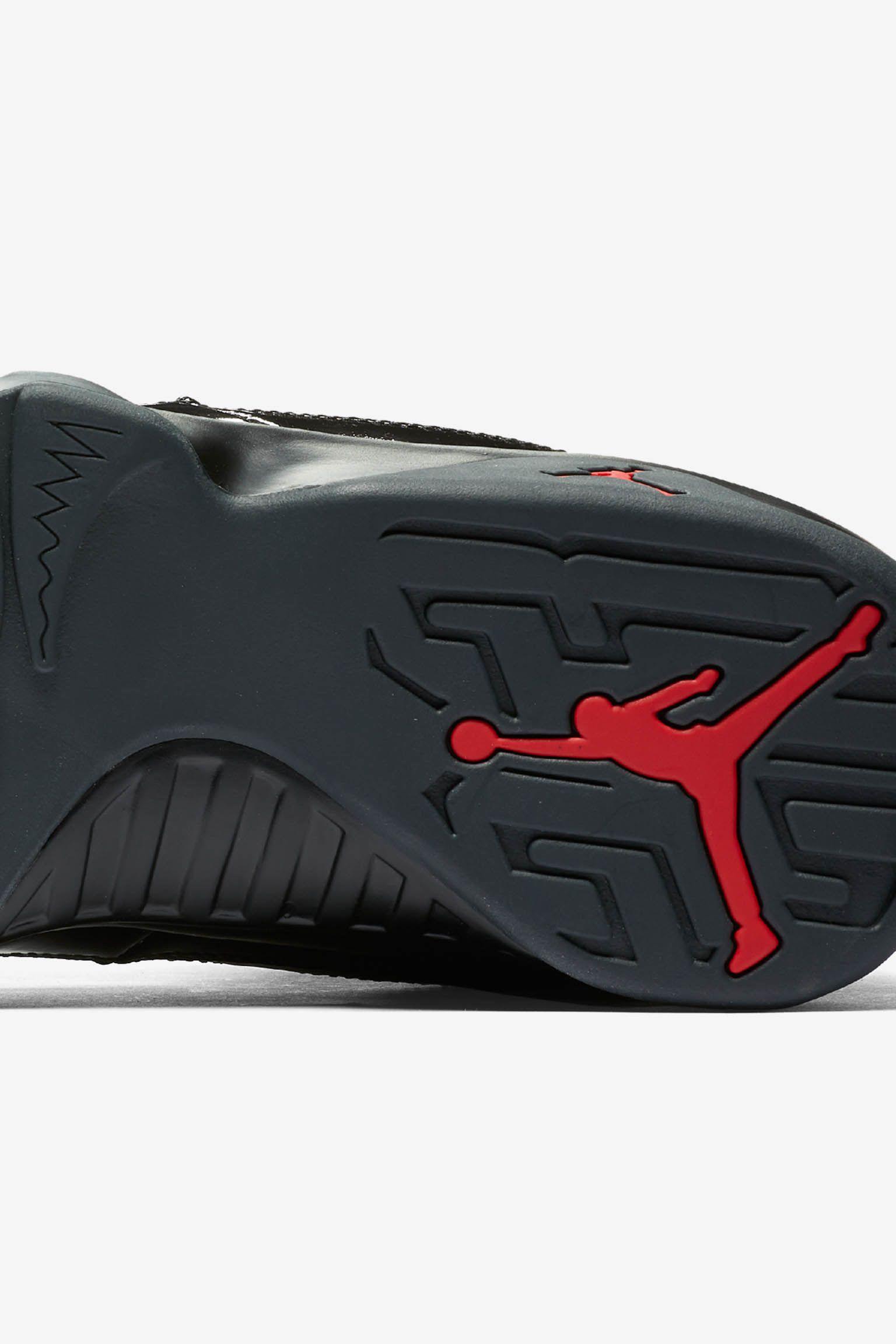 Air Jordan 9 Retro 'Black & University Red' Release Date