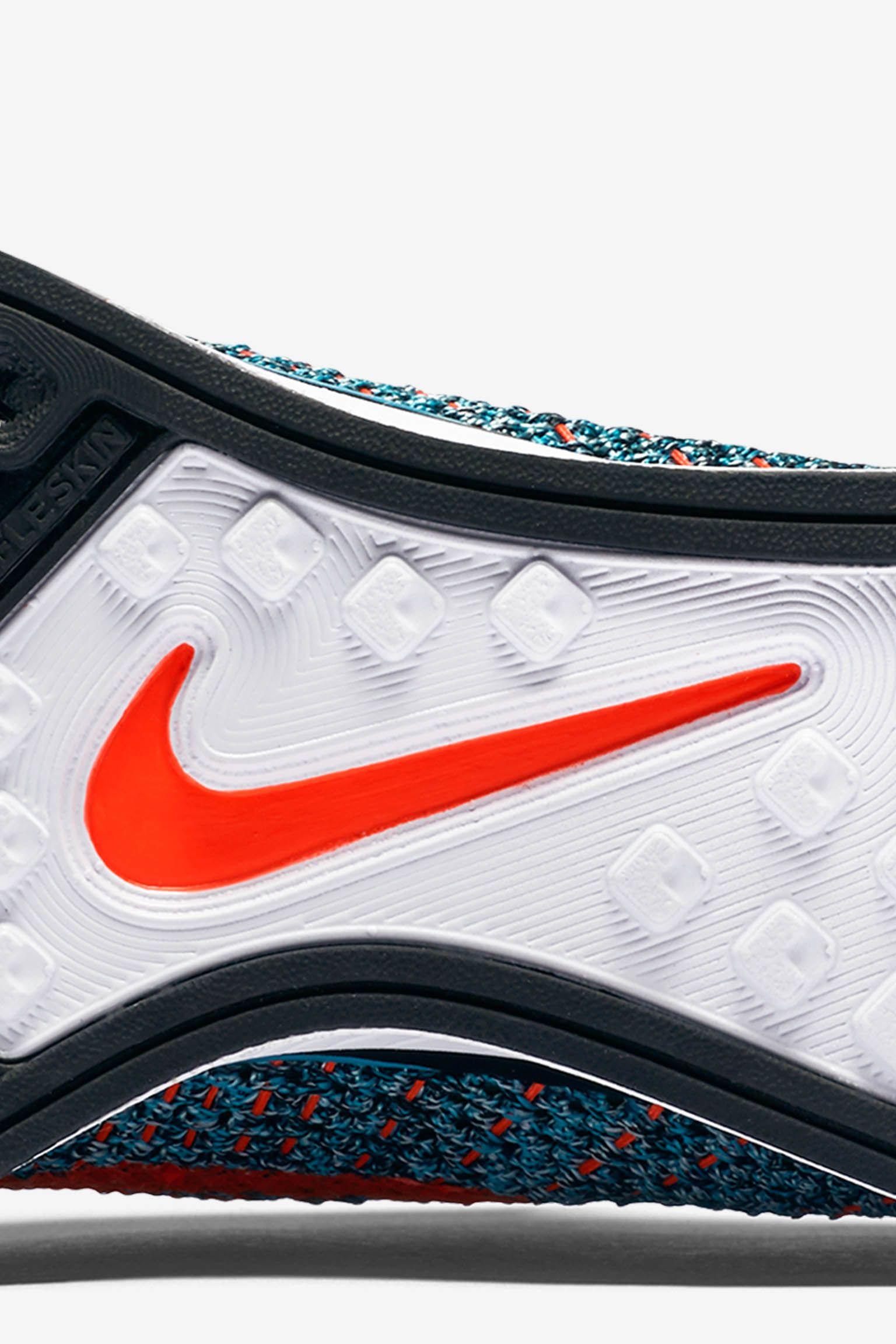 Nike Flyknit Racer 'Neo Turquoise' Release Date