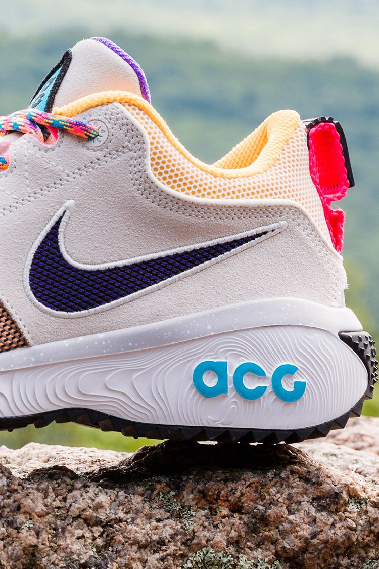 Nike ACG Dog Mountain 'Summit White & Black & Laser Orange' Release Date
