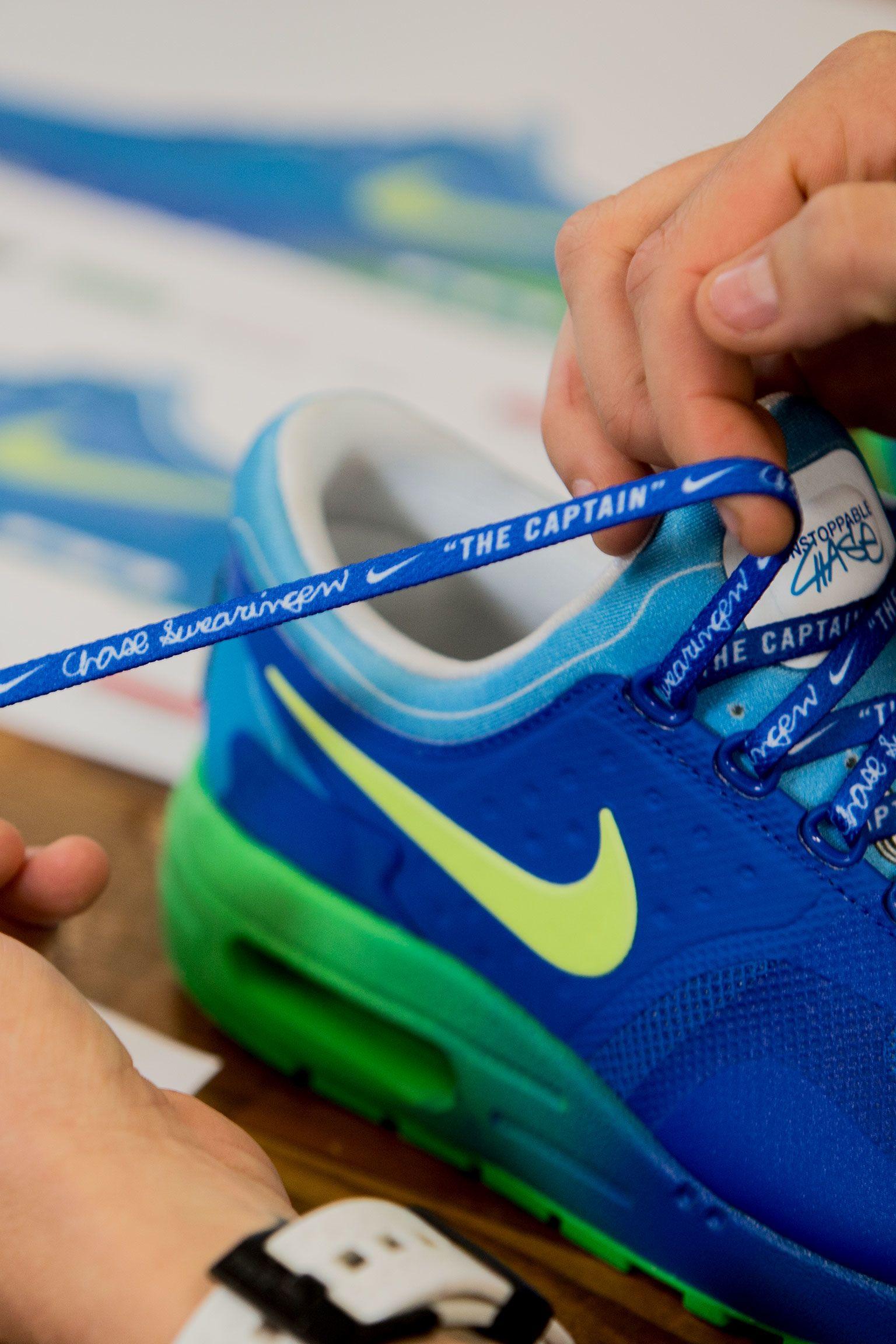 Behind the Design: Nike Air Max Zero Doernbecher 2016