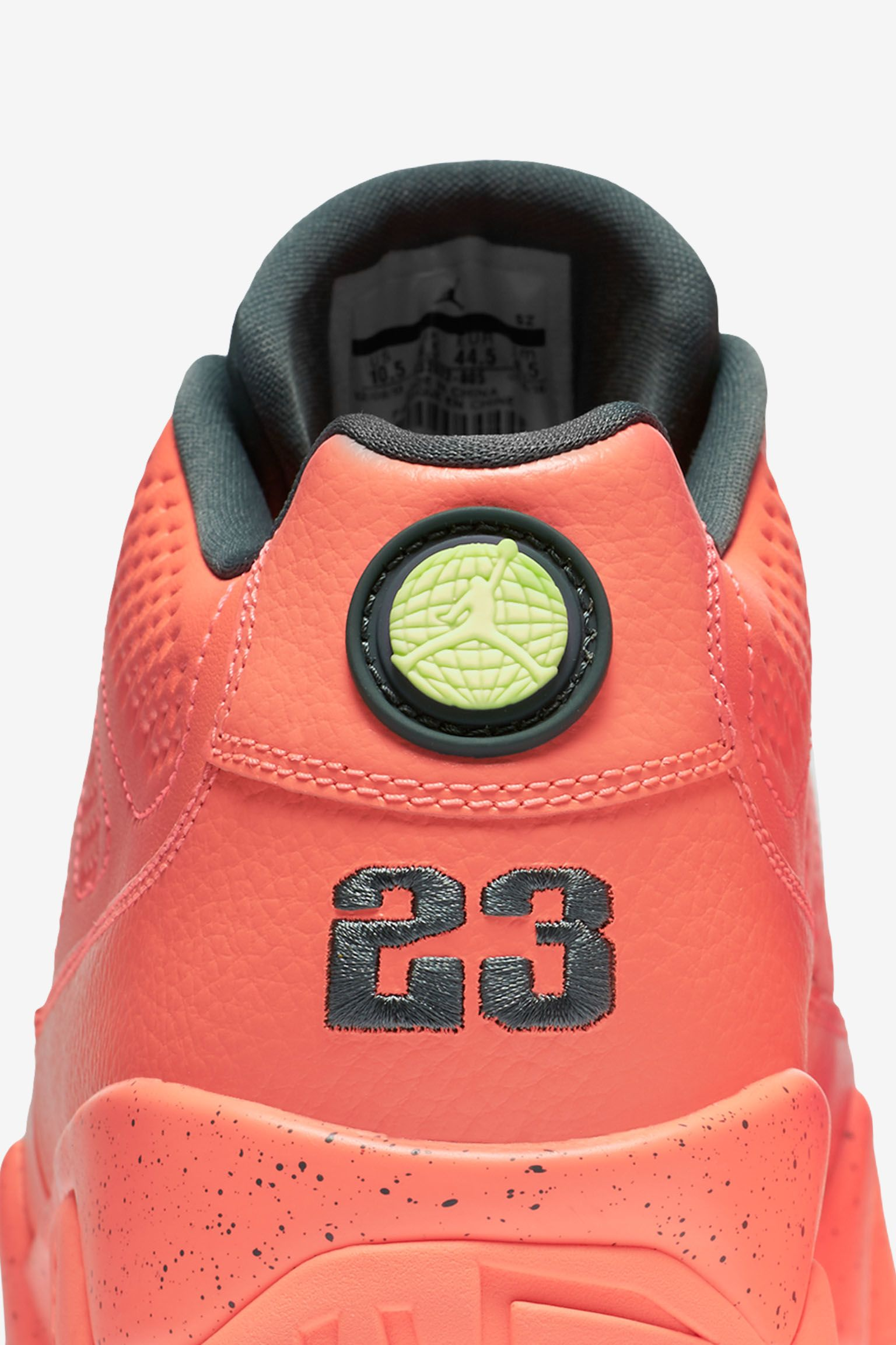 Air Jordan 9 Retro Low 'Bright Mango' Release Date