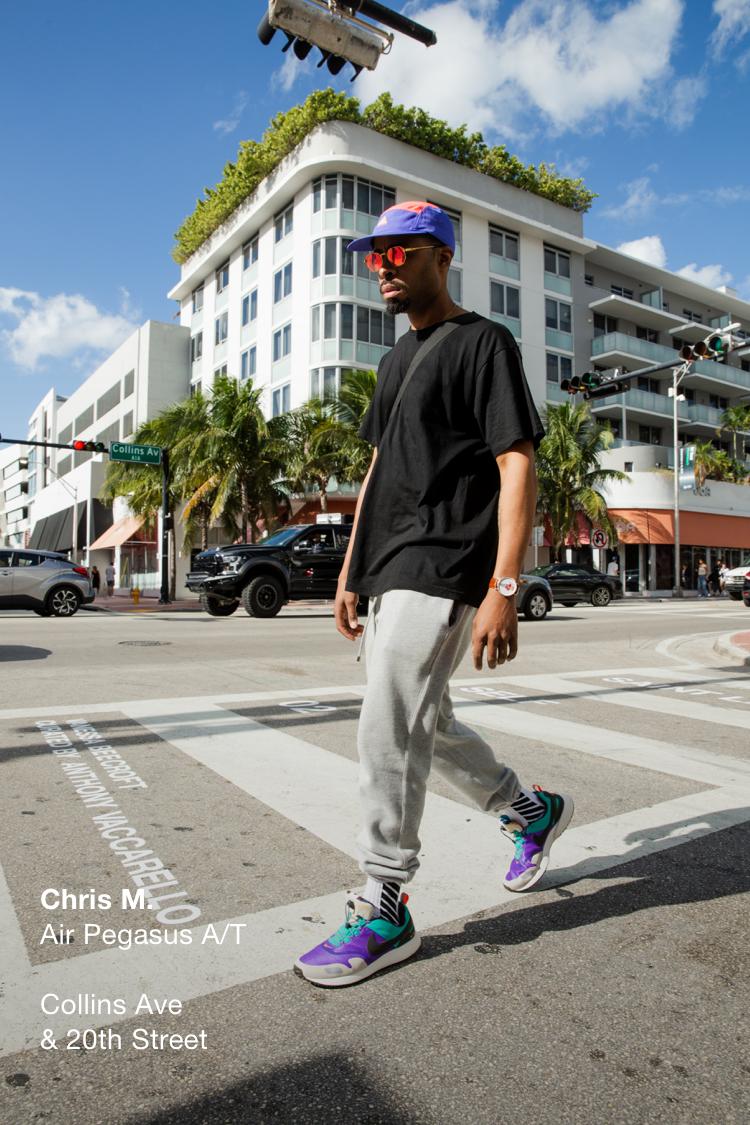 Street SNKRS: South Beach