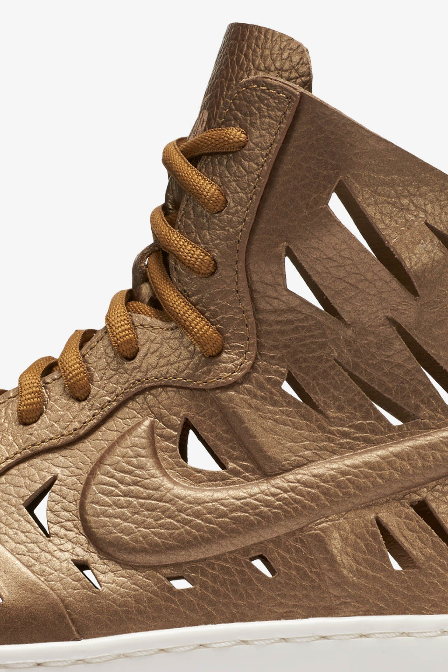 Women's Nike Air Force 1 Ultra Mid Joli 'Metallic Golden Tan' Release Date