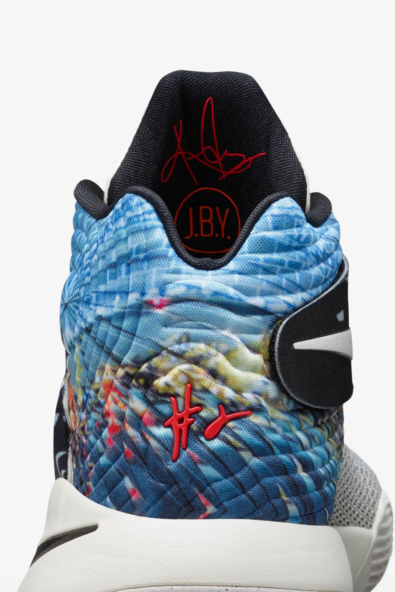 Nike Kyrie 2 'Effect' Release Date