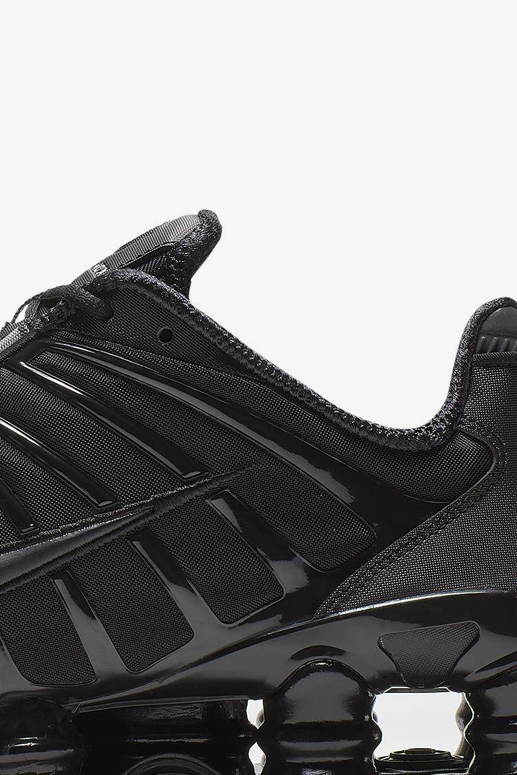 Nike Shox TL 'Black Fury' Release Date