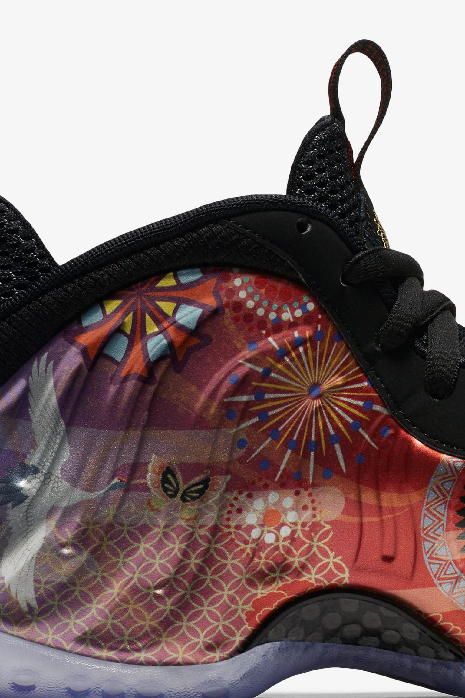 女款 Nike Air Foamposite One 'Lunar New Year' 2018 发布日期