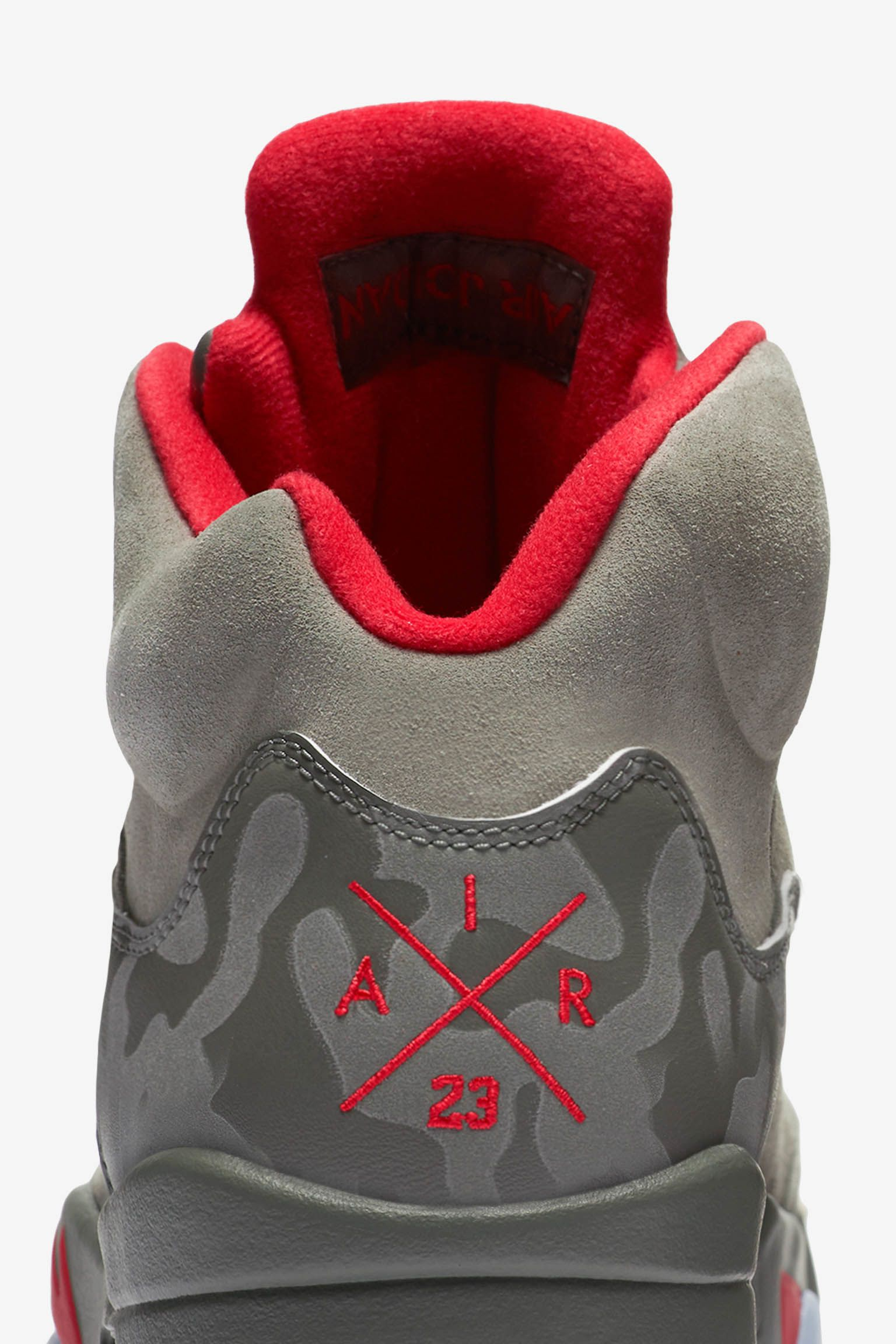 Air Jordan 5 Retro 'Dark Stucco & University Red' Release Date