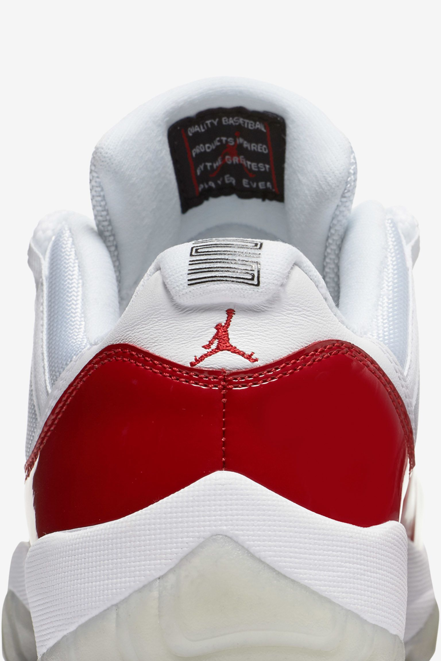 Air Jordan 11 Retro Low 'Varsity Red' Release Date