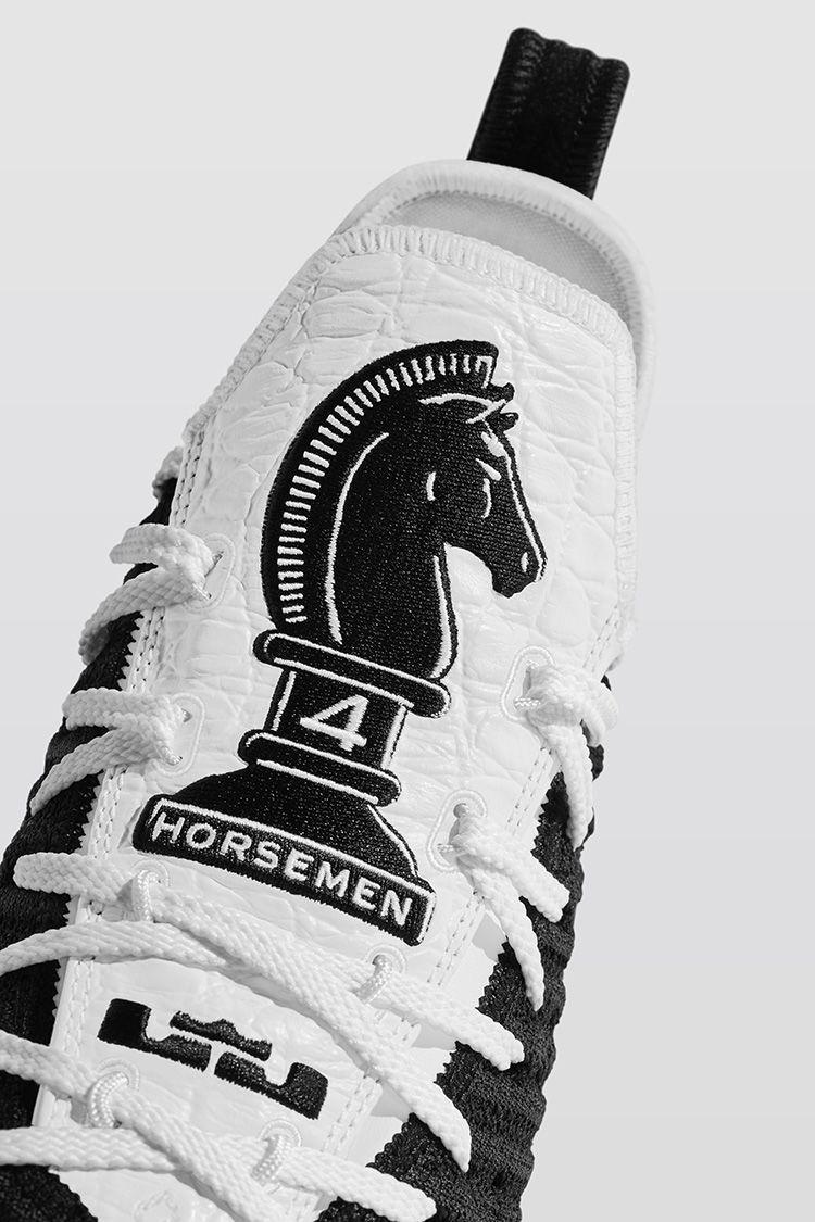 LeBron 16 'Horsemen' Release Date