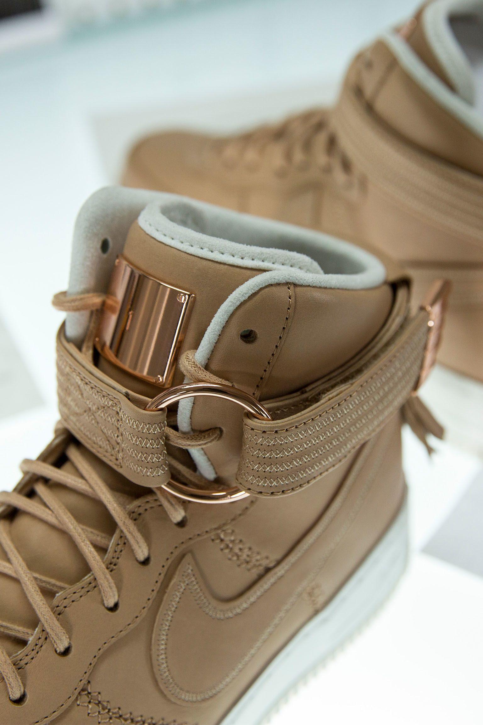 Informacje o projekcie: Nike Air Force 1 High Sport Luxury