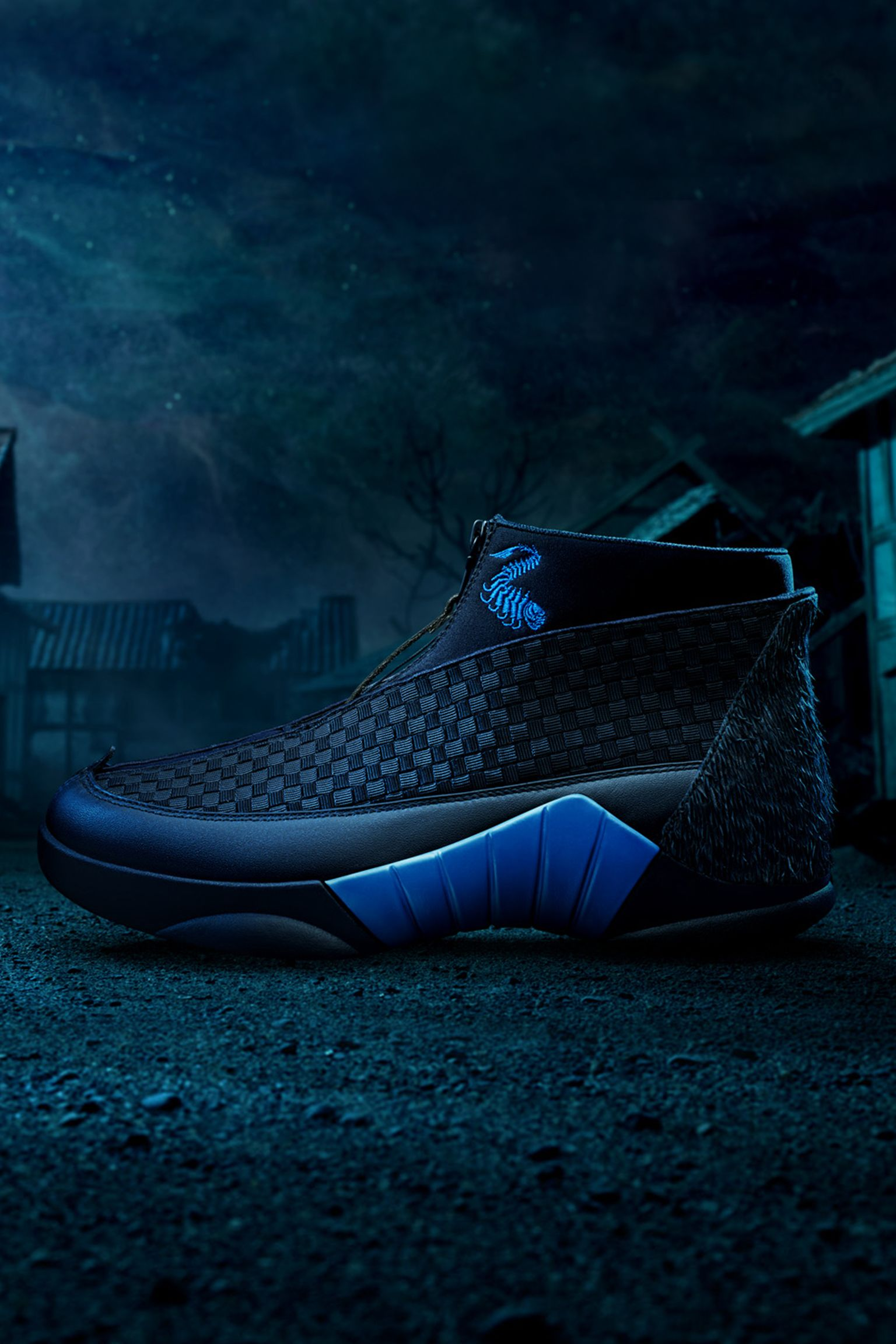 "Air Jordan 15 ""Kubo and the Two Strings"" - Data de llançament"