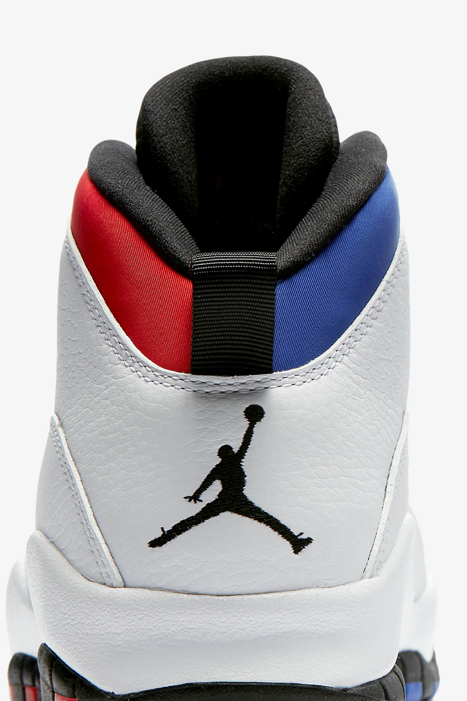 f5914e50173a7d ... Air Jordan 10 (X) Shoes - Nike Flight Club  It sports the high school s  white