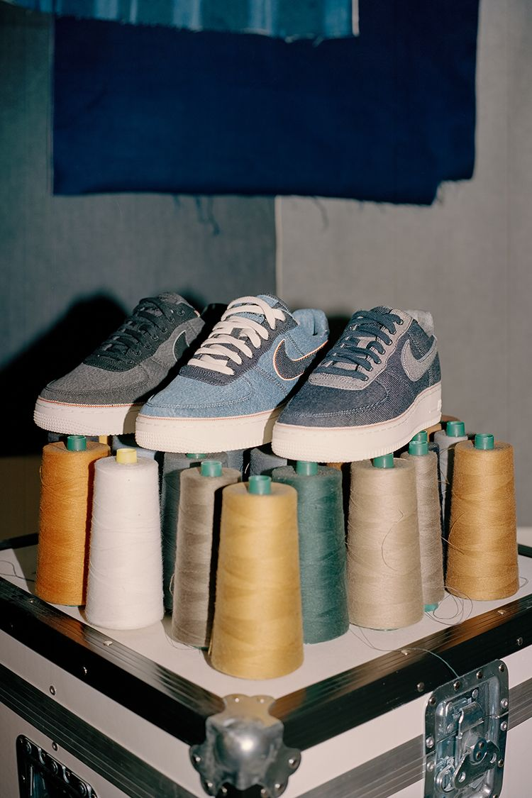 Behind the Design: 3x1 x Air Force 1