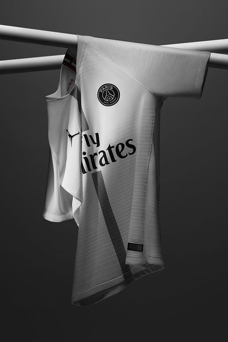 Jordan X Paris Saint-Germain 2018/2019 White kit