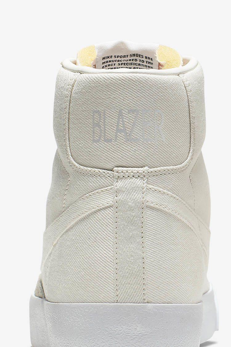 Nike Blazer Mid '77 Vintage 'Sail & White' Release Date