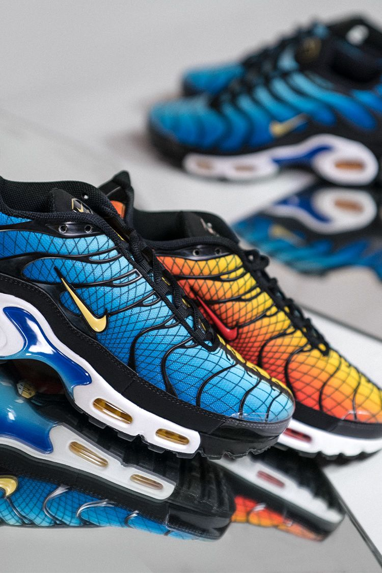 BEHIND THE DESIGN: AIR MAX PLUS TN SE GREEDY