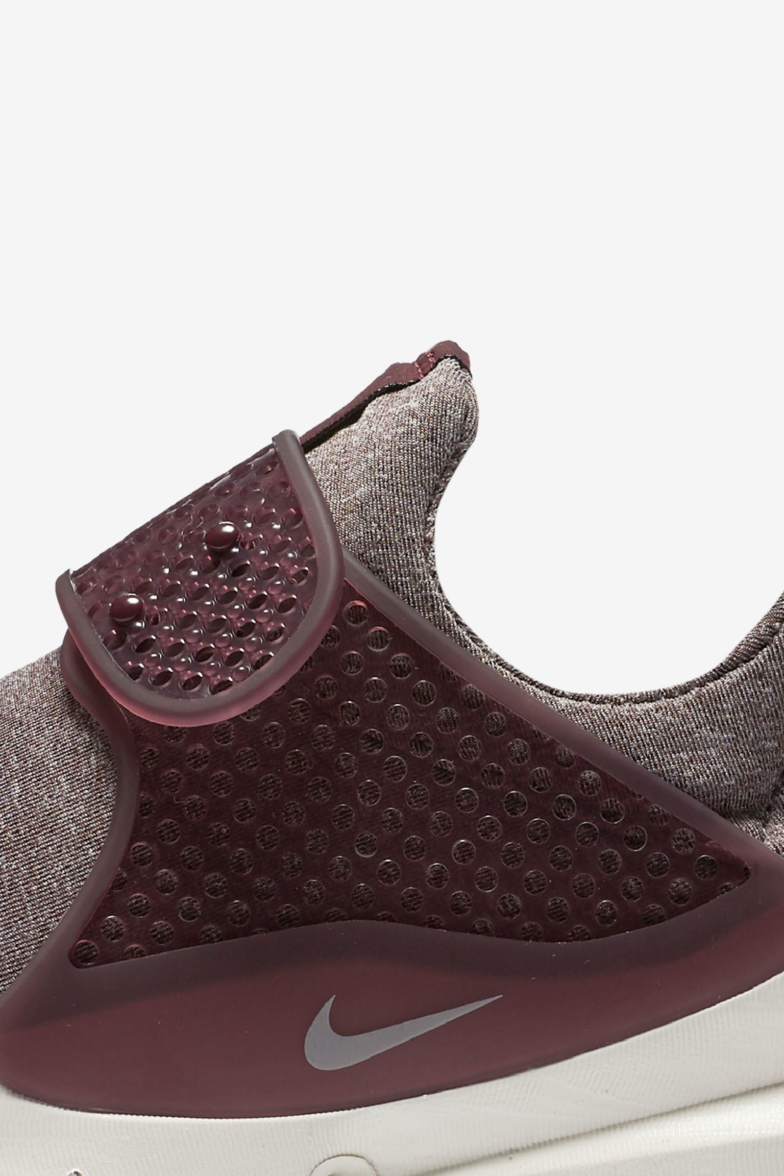 Nike Sock Dart 'Night Maroon' voor dames