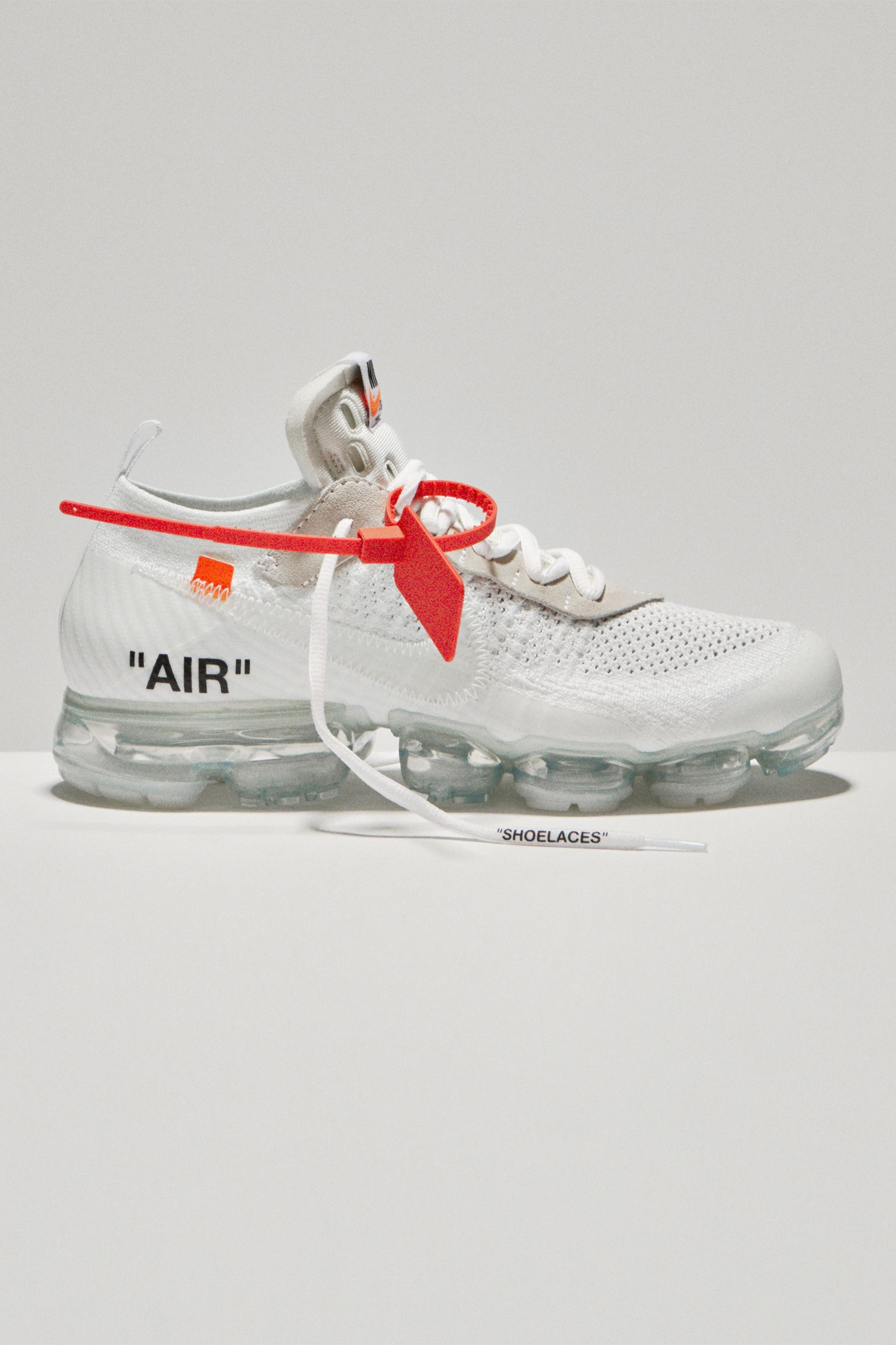 Nike The Ten Air Vapormax Off-White 'White' Release Date