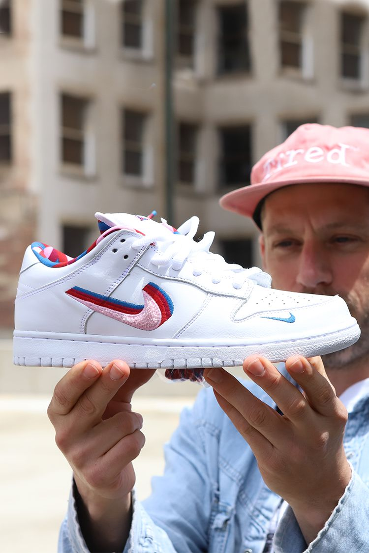 Behind the Design: Nike SB x Parra Collection. Nike+ Launch SE