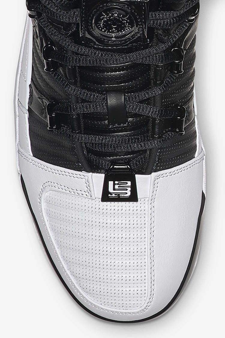 Nike Zoom Lebron 3 Home 'White & Varsity Crimson & Black' Release Date