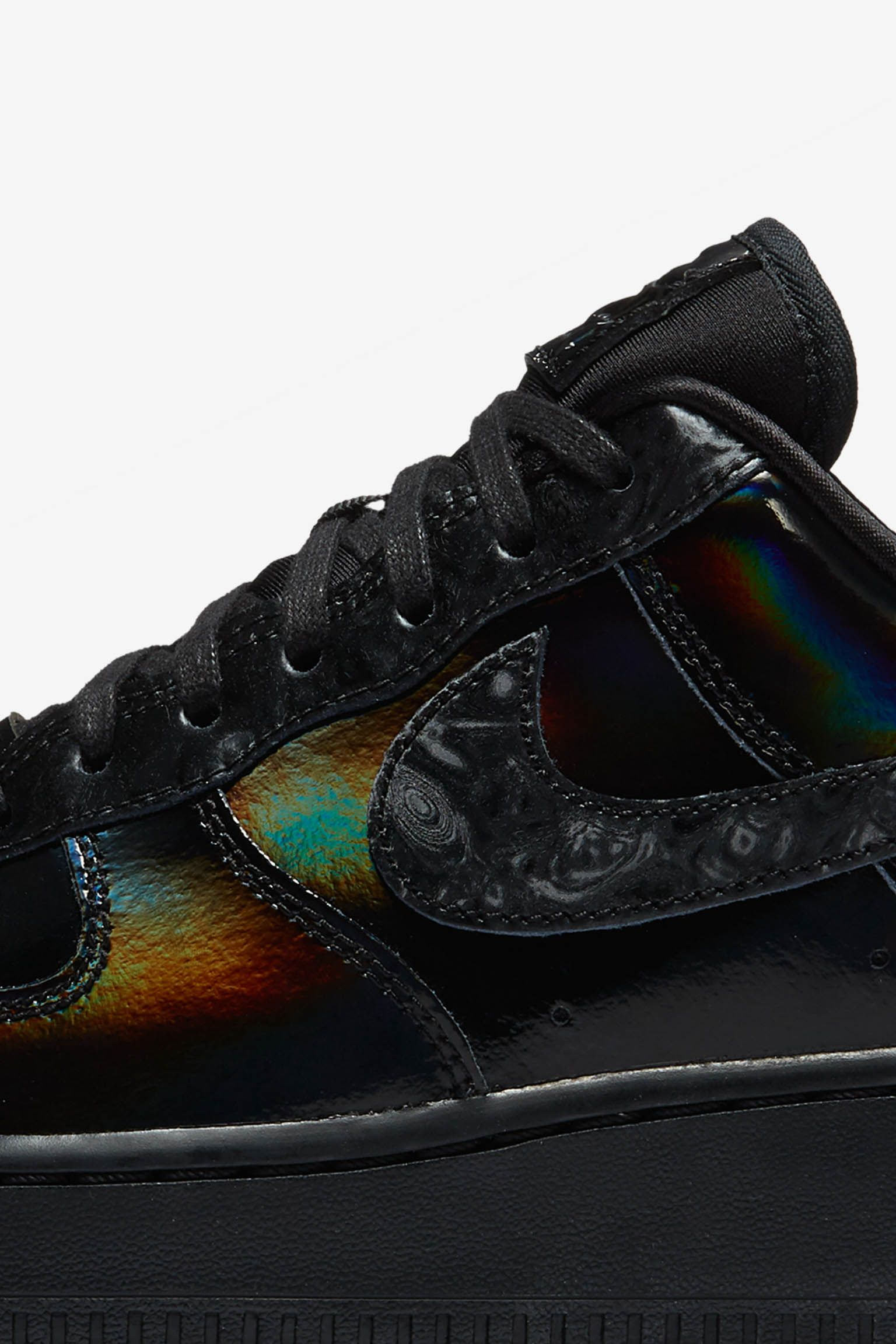 Nike Women's Air Force 1 Low 'Black & Summit White' Release Date
