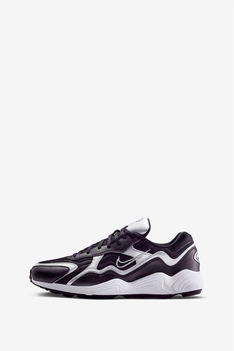 Nike Air Zoom Alpha 'Black & Metallic Silver' Release Date