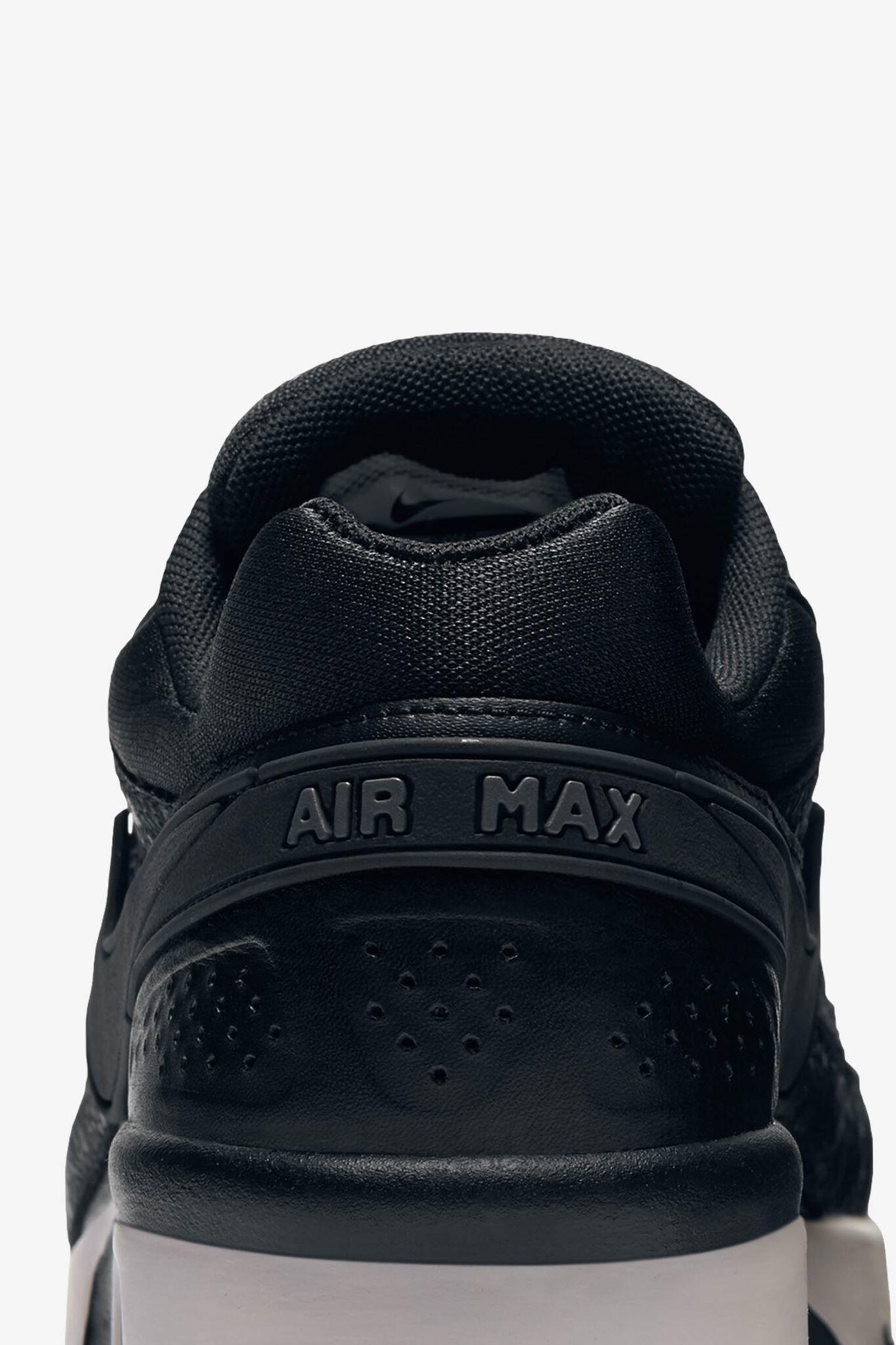Women's Nike Air Max BW 'Black & Premium Paisley'.