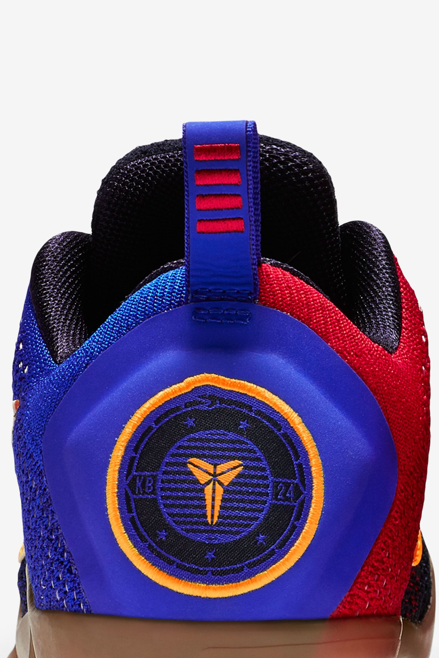 Nike Kobe 11 Elite Low Mambacurial 'Racer Blue & University Red' Release Date