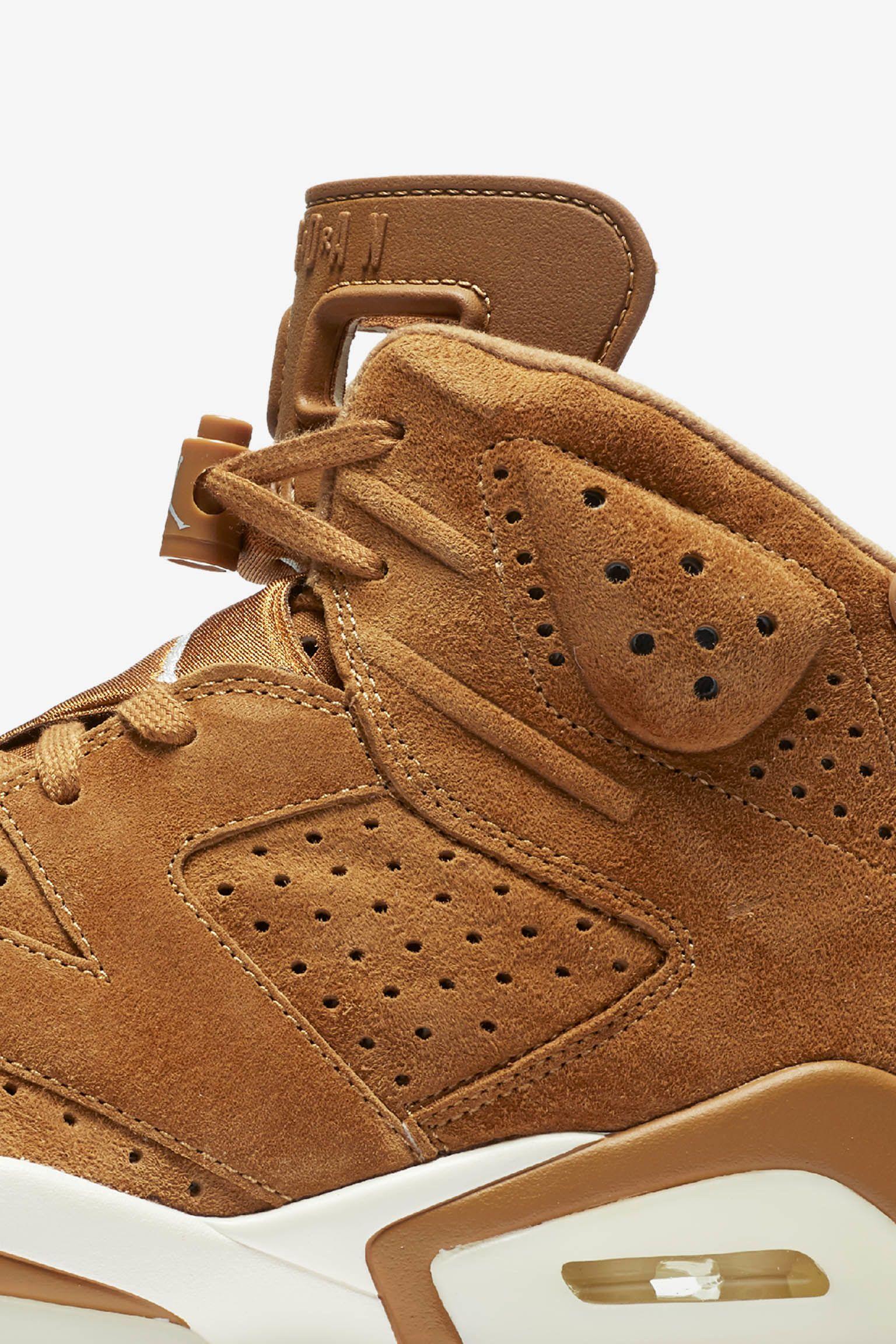 Air Jordan 6 'Wheat' Release Date