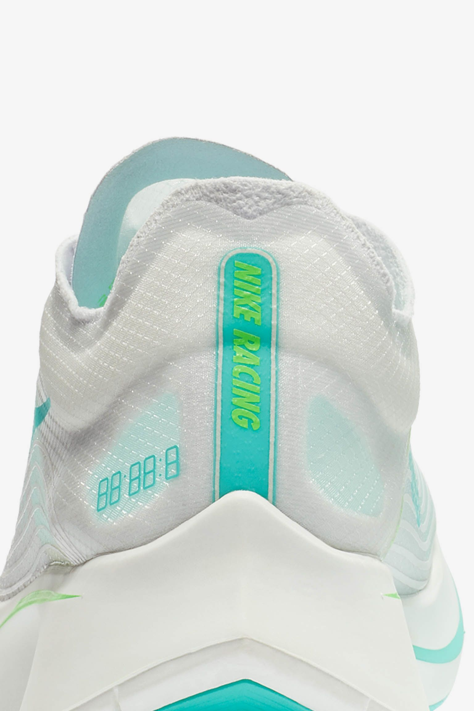Nike Zoom Fly SP 'White & Rage Green' Release Date