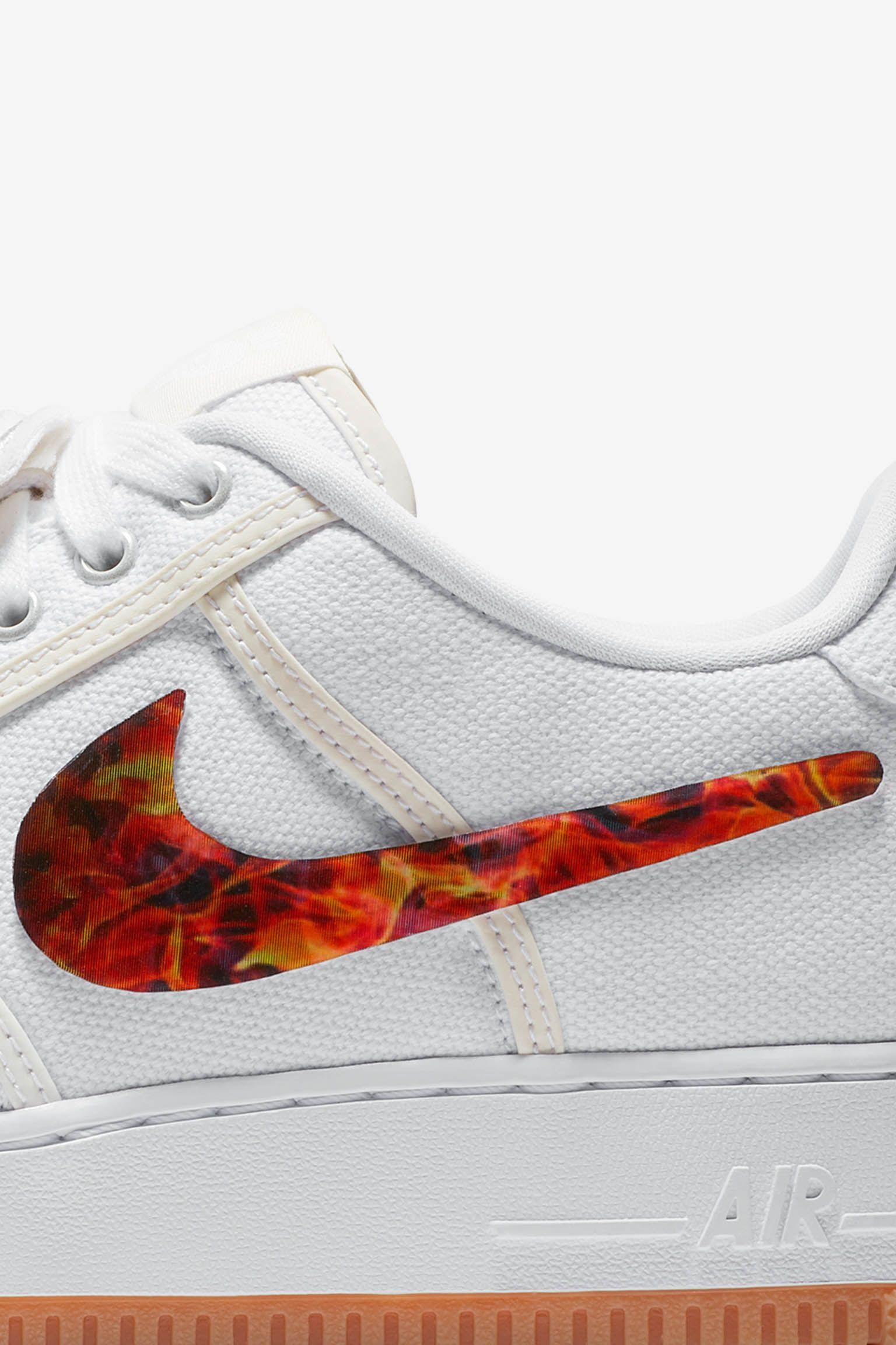Nike Air Force 1 'Travis Scott' Release Date
